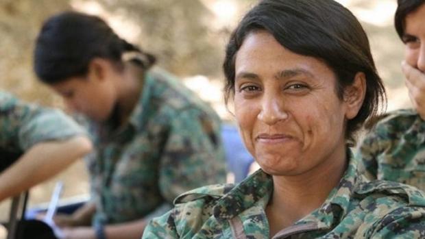 Barîn Kobanê, la combatiente kurda fallecida en la guerra de Siria
