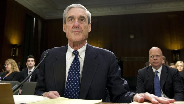 El fiscal especial Robert Mueller, en una comparecencia en el Senado