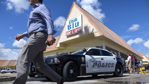 Imagen de archivo de un tiroteo en Florida en 2016