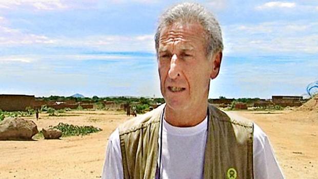 El que fuera director de Oxfam en Haití, el belga Roland van Hauwermeiren