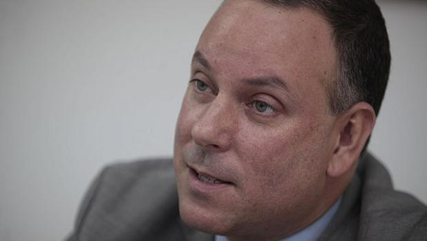 El exvicefiscal de Venezuela, Joel Espinoza