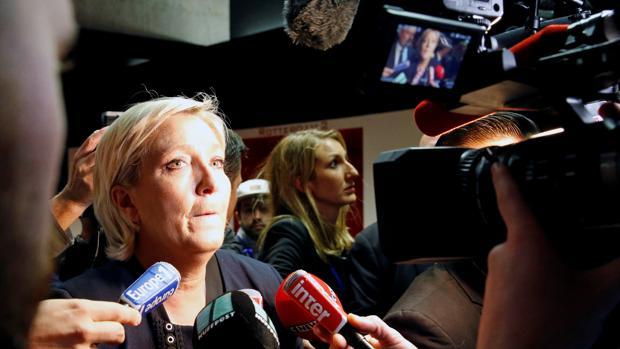 Marine Le Pen en Lille