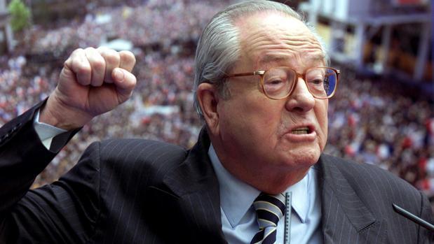 Jean-Marie Le Pen, en una imagen de 2002
