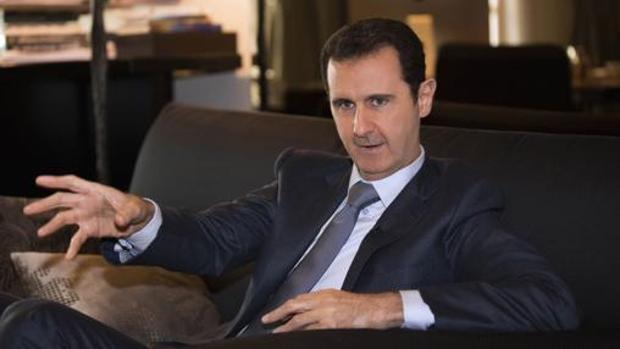 El presidente sirio, Bashar al Assad