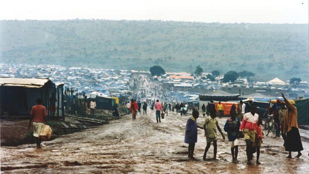 Foto de archivo Ruanda