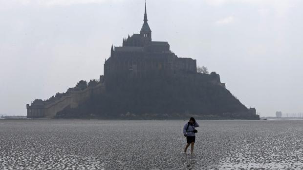 El Mont Saint-Michel, el segundo monumento más visitado de Francia