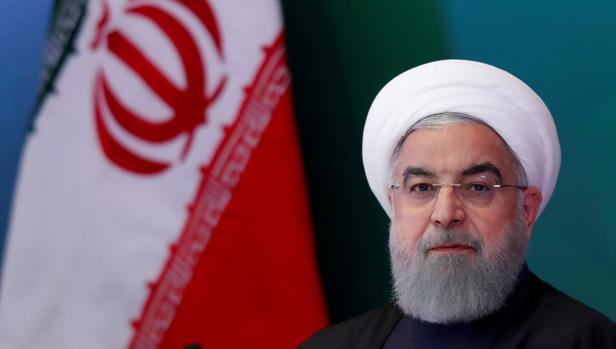 El presidente de Irán, Hassan Rohaní