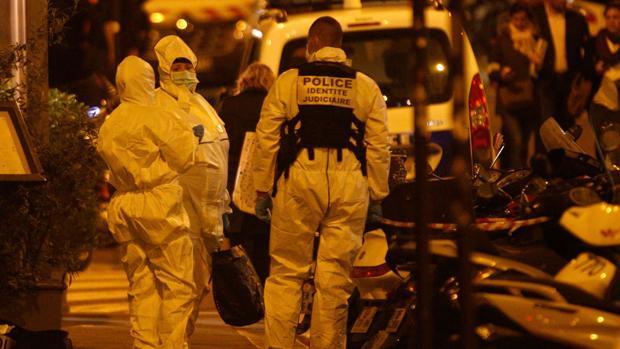 Un hombre y cuatro heridos en un ataque terrorista en París