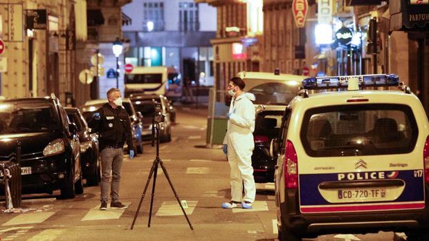 Atentado en París