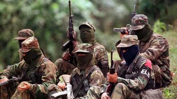 El Ejército de Liberación Nacional de Colombia