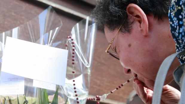 El terrorista de Lieja, enterrado tras un funeral cristiano