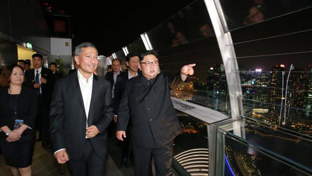 Singapur derrite la Guerra Fría con la cumbre Trump-Kim