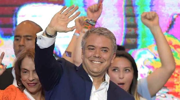 Iván Duque: «No tengo odios , ni venganzas ni represalias»