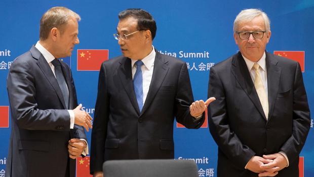 China y la UE buscan un frente común ante Trump