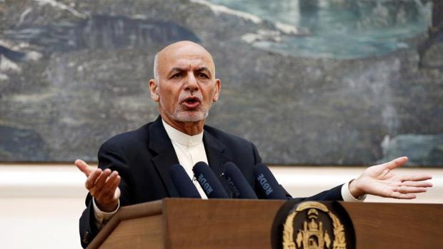 El Gobierno de Ghani planea que las elecciones en el país sean en octubre