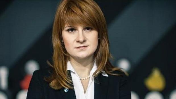 Maria Butina, supuesta espía rusa encubierta en Estados Unidos