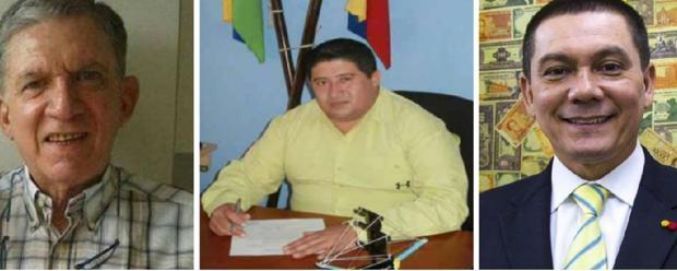 Las otras caras de opositores venezolanos «muertos» en el Sebin