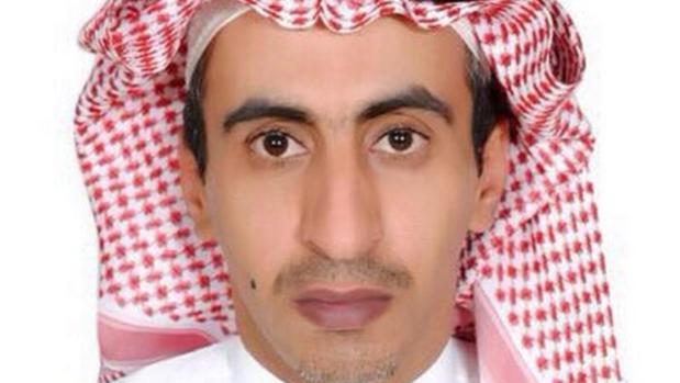 El periodista saudí Al-Jasser