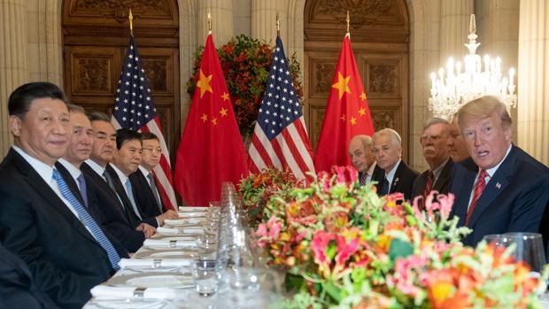 Estados Unidos y China firman una tregua comercial en Buenos Aires