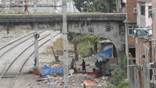 Alarmante aumento de pobres y «sin techo» en Brasil