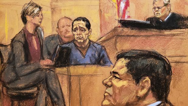 Trenes, aceite y McDonald's: las extrañas vías de la droga del «Chapo» hacia EE.UU.