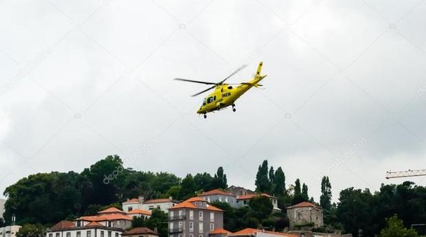 Cuatro muertos al caer un helicóptero de Urgencias cerca de Oporto