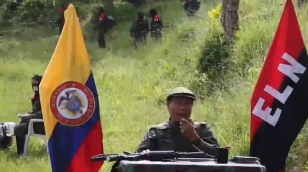 Nicolás Rodríguez Bautista, alias «Gabino», principal cabecilla del ELN