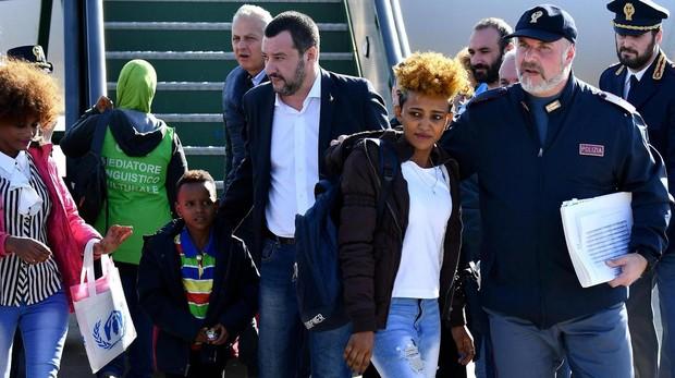 Récord de rechazo de solicitudes de asilo en Italia