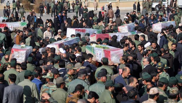 Las guerras internas de Irán