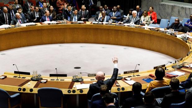 El embajador ruso y su homólogo chino votan contra la resolución de EE.UU. sobre Venezuela