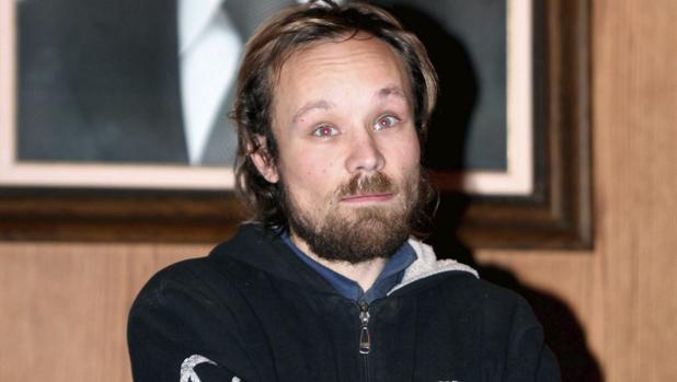 El periodista Billy Six, en una imagen tomada en 2013
