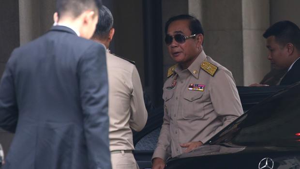 Prayut Chan-o-cha, el general que quiere ser dictador
