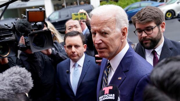 Biden parte como favorito pero con un partido radicalizado