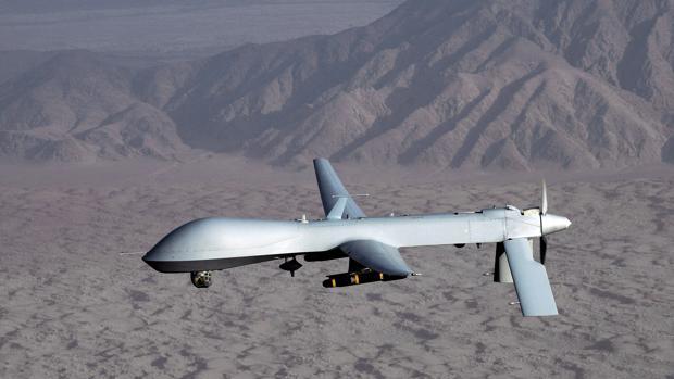 Irán derriba un dron «espía» estadounidense cerca del estrecho de Ormuz