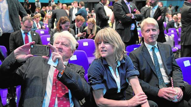 El Brexit familiar de Boris Johnson
