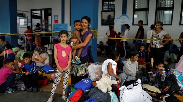 Comienza en Caracas la «okupación» de las casas vacías por el éxodo venezolano