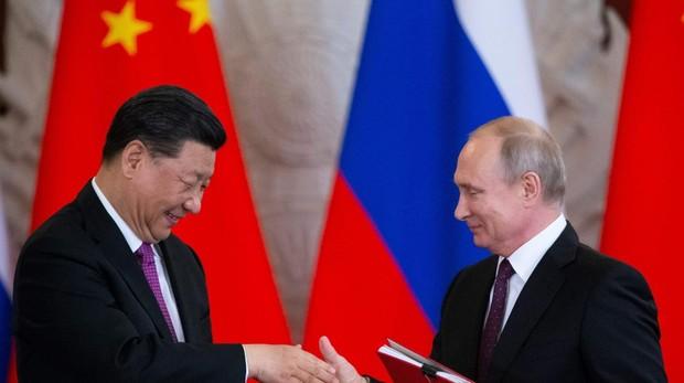 Putin anuncia la colaboración con China para ayudarle a desplegar un escudo antimisiles