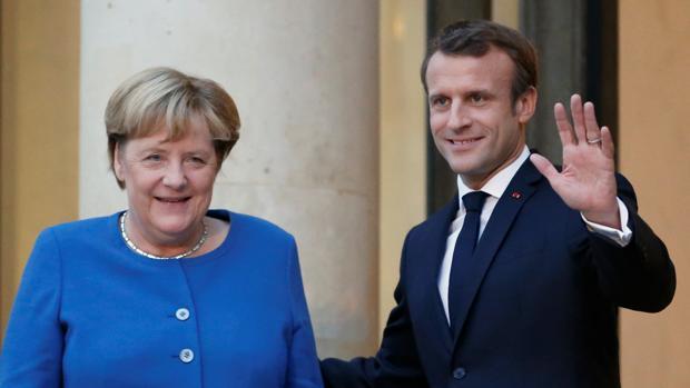 La pareja franco-alemana no pasa por su mejor momento