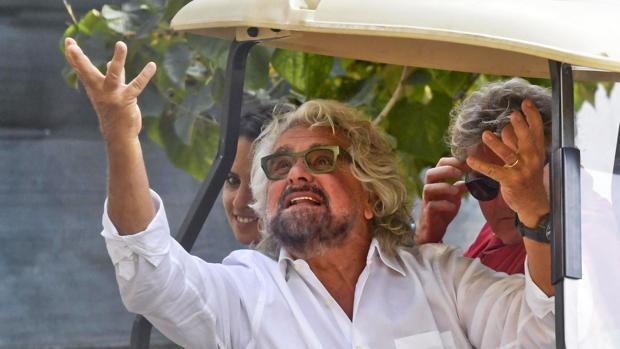 La última provocación de Grillo: quitar el voto a los ancianos