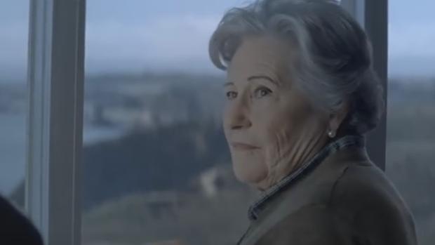 Carmina, protagonista del anuncio de la lotería de Navidad de 2016