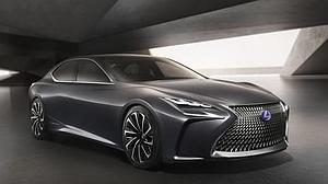 Lexus muestra su cara más lujosa en el «Tokyo Motor Show»