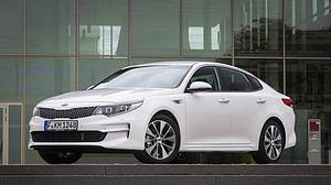 Más calidad y dinamismo para el nuevo Kia Optima