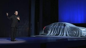 Genesis es la nueva marca de Hyundai para coches «premium»