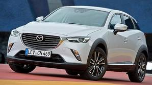 """Probamos el Mazda CX-3, un SUV con pocos """"peros"""""""