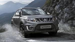 Suzuki actualiza el Vitara con 140 caballos de gasolina