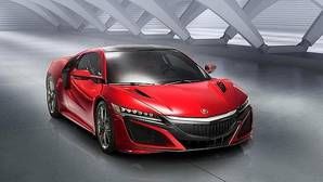 Así será el nuevo NSX de Honda