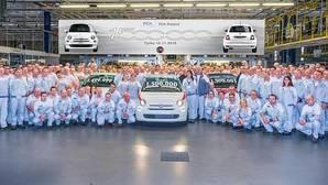 Ya son 1.500.000 de Fiat 500