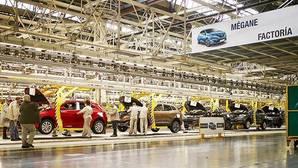 Palencia inicia la producción del nuevo Renault Megane