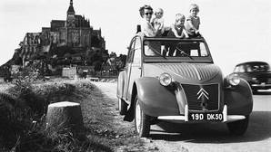 Citroën 2CV, huella imborrable