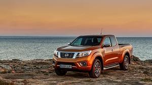 El Nissan Navara consigue el premio al «pick-up» internacional del año 2016